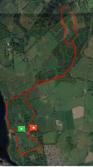 Whinny Hill Route